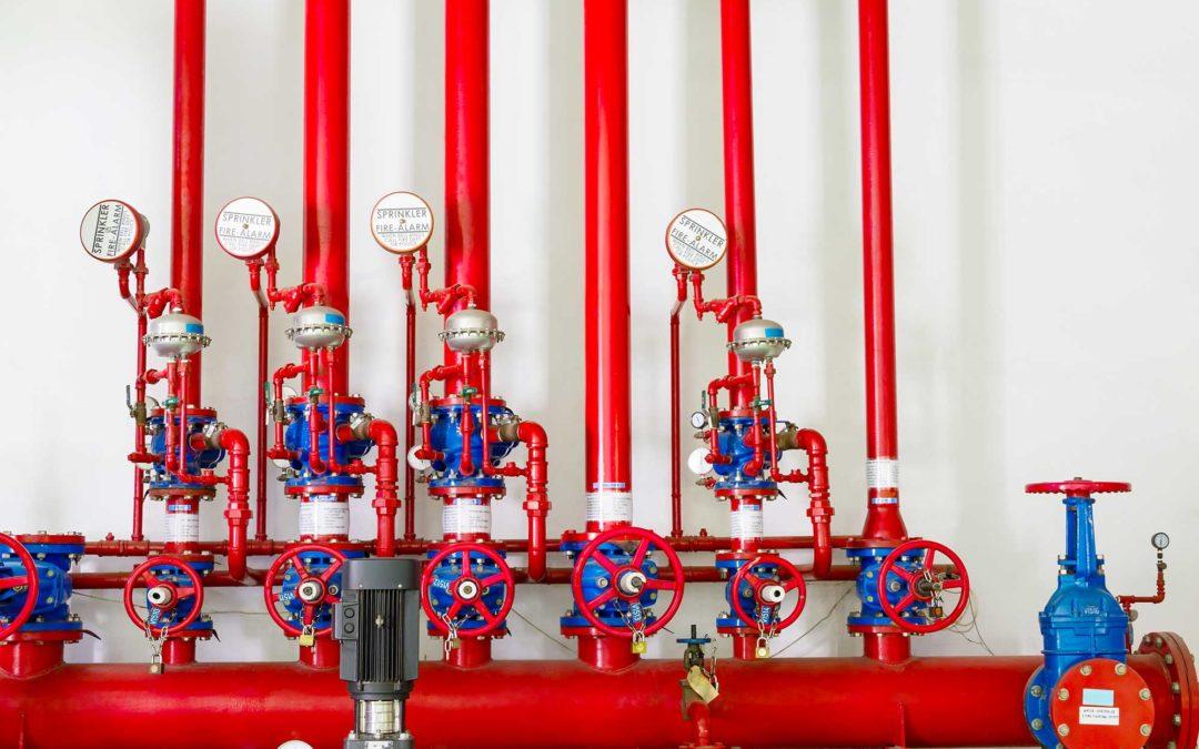 Come progettare la sicurezza antincendio in ambito industriale?